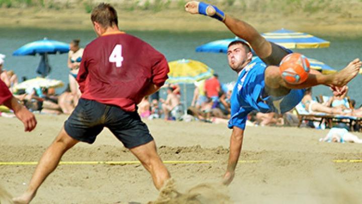 Asociaţia de Fotbal pe Plajă a făcut totalurile. Care este echipa anului şi cine a luat titlul de cel mai bun portar