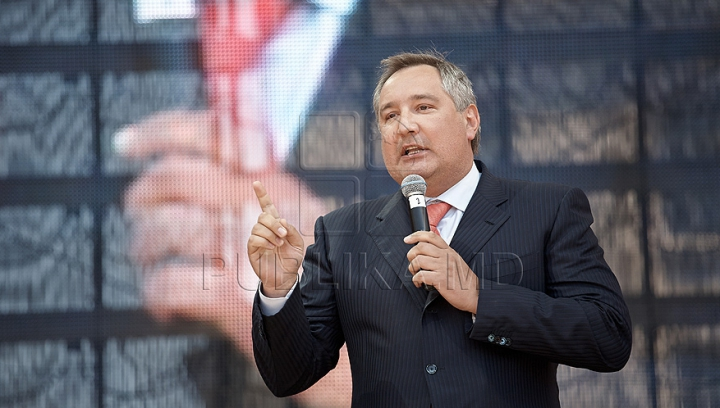 Dmitri Rogozin: Moldova vrea să stea la coadă pentru a intra în clubul select al motanilor graşi