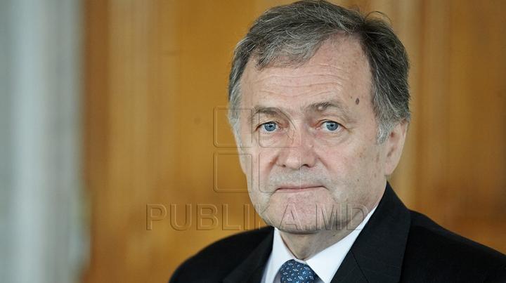 """Liberal-reformatorul Ion Hardârcă a ales. """"Am votat pentru triumful justiției"""""""