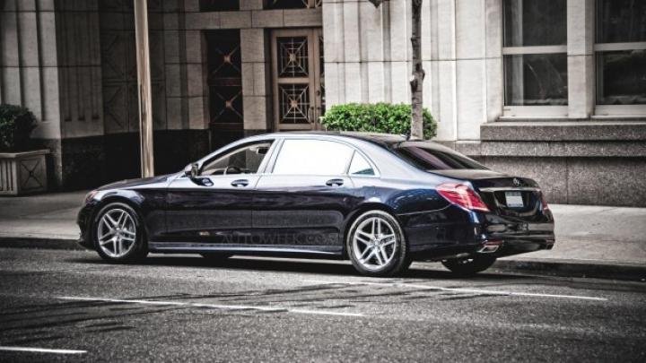 Premieră mondială! Noul Mercedes-Maybach este tot mai aproape de lansare la Los Angeles
