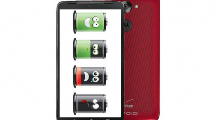Motorola Droid Turbo a fost dotată cu o baterie care îţi permite să vorbeşti 30 de ore non-stop