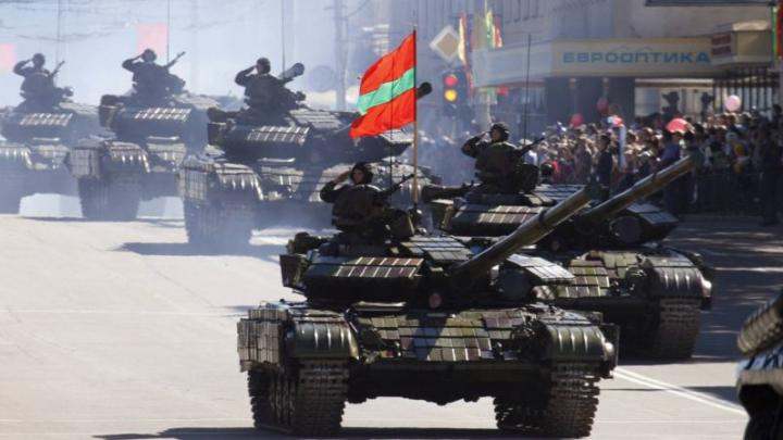 Exerciţiile militare intense în Transnistria. Anunțul făcut de Ministerul rus al Apărării