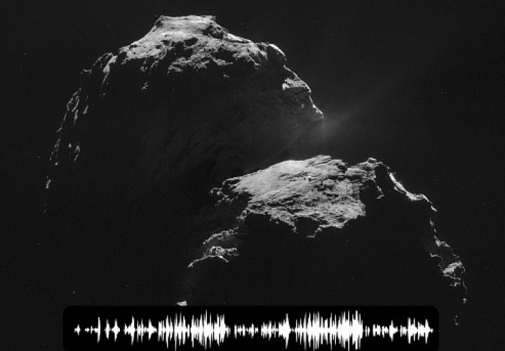 FABULOS! Sonda spaţială Rosetta a înregistrat ''cântecul'' unei comete (AUDIO)