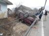 ACCIDENT GROAZNIC la Donduşeni: Şoferul unei maşini a decedat pe loc (FOTO)