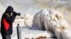 Priveliște INEDITĂ! Una dintre cele mai mari cascade din China a ÎNGHEȚAT (VIDEO)