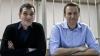 Procurorii din Moscova cer ani grei de închisoare pentru fraţii Navalnîi