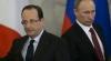 Vladimir Putin a avut o întrevedere cu Francois Hollande. Despre ce au discutat cei doi şefi de stat