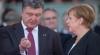 Ce au convenit Poroşenko şi Merkel privind frontiera dintre Ucraina şi Rusia