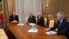 În ajun de Anul Nou, Nicolae Timofti a semnat decretele de numire în funcţie a patru judecători