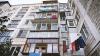 NOAPTE DE GROAZĂ în capitală. Un bărbat a murit după ce a căzut de la etajul șase al blocului în care locuia
