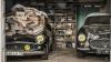 O colecție excepțională de mașini a fost descoperită într-un hambar din Franța