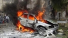 Atentat cu bombă în Libia. O mașină-capcană a explodat lângă hotelul care găzduiește legislativul