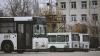 Calvarul mecanicilor de la parcul de autobuze din Chişinău (GALERIE FOTO)