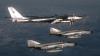Bombardiere ruse, văzute în apropiere de Letonia. NATO a ridicat imediat în aer avioane de luptă