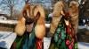 """""""Capra"""", venerată la Cahul. În Crihana Veche a avut loc festivalul obiceiurilor de iarnă"""