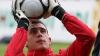 Goalkeeperul naţionalei şi ex-portarul selecţionatei le-au oferit un master class tinerilor