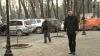 Dorin Chirtoacă, în inspecţie la strada pietonală. ''Va rezista peste 100 de ani'' (VIDEO)