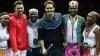 Vrea să ajute un milion de copii. Federer a jucat un meci caritabil pe ritmuri africane