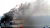 Un om a murit, iar cel puţin patru au fost răniţi, după ce un feribot a luat foc în Marea Adriatică