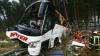 Patru persoane au murit, iar alte zeci au fost rănite într-un accident rutier în Germania