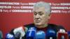 Moldova, condamnată la CEDO din cauza lui Vladimir Voronin. Doi politicieni au obţinut câştig de cauză