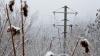 Ninsorile fac legea în toată ţara: Patru localităţi au rămas fără energie electrică