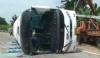 Accident grav în Thailanda! Un autocar în care se aflau 27 de turişti ruşi s-a răsturnat