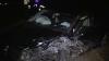 Tragedie pe traseul Chișinău-Ungheni. Două maşini s-au izbit violent, iar una a fost aruncată în câmp