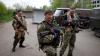 """""""Ziua calmului"""" în estul Ucrainei s-a soldat cu doi civili morţi şi alţi zece răniţi"""