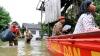 În Malaezia, mii de oameni nu vor simţi spiritul Crăciunului. Ţara e lovită de inundaţii abundente
