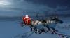 Moş Crăciun a pornit la drum şi împarte daruri copiilor. Urmăreşte în DIRECT călătoria celui mai iubit bătrânel