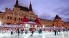 Atmosferă de sărbătoare la Moscova. În Piaţa Roşie a fost amenajat cel mai mare patinoar din lume (VIDEO)