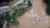 Ploaie torenţială în Brazilia şi ninsori puternice în New York: Mai multe clădiri au fost avariate
