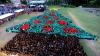 RECORD! Cel mai mare pom de Crăciun creat din oameni este în Honduras (VIDEO)