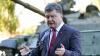 Petro Poroşenko a anunţat câţi bani se pierd zilnic pentru conflictul din estul ţării