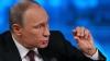 Vladimir Putin, îngrijorat că devalorizarea rublei ar tenta rușii să consume vodcă ieftină