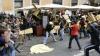Violenţe pe străzile Romei! Sute de protestatari au încercat să pătrundă în Senat