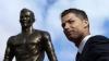 Cristiano Ronaldo are statuie. Vedeta lui Real şi-a dezvelit singur monumentul (VIDEO)
