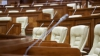 Forfotă în Parlament. Sala de şedinţe a Legislativului, gata să-i primească pe noii aleşi ai poporului