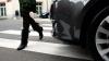 Accident grav pe trecerea de pietoni: O femeie din Chişinău este în comă cerebrală