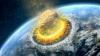 Experiment CUTREMURĂTOR. Ce se întâmplă cu Pământul dacă este lovit de un asteroid (VIDEO)