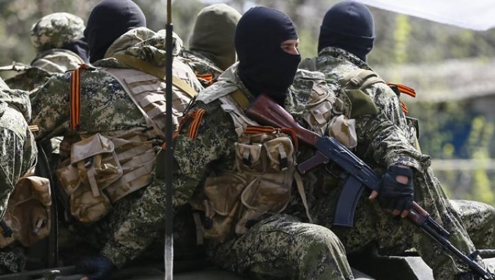 Oficial de la Kiev: Rebelii au aruncat la gunoişte două camioane cu trupuri ale militanţilor