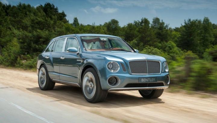 Revoluție pe piața auto mondială. Bentley lansează cel mai rapid SUV din lume