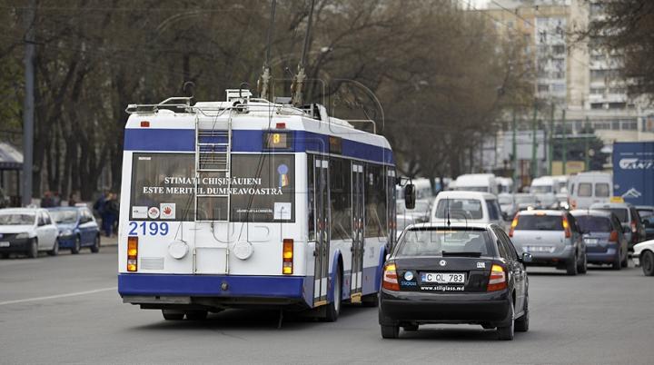 Regia Transport Electric va continua asamblarea troleibuzelor la Chișinău. Dorin Chirtoacă are o solicitare