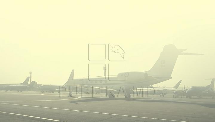 Cursa de avion Moscova-Chişinău a fost AMÂNATĂ. Care este motivul