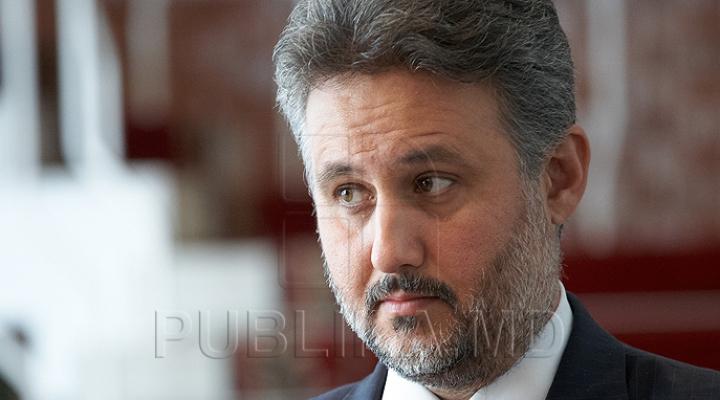 Marius Lazurca discută la Fabrika despre evoluţia relaţiilor dintre Chişinău şi Bucureşti