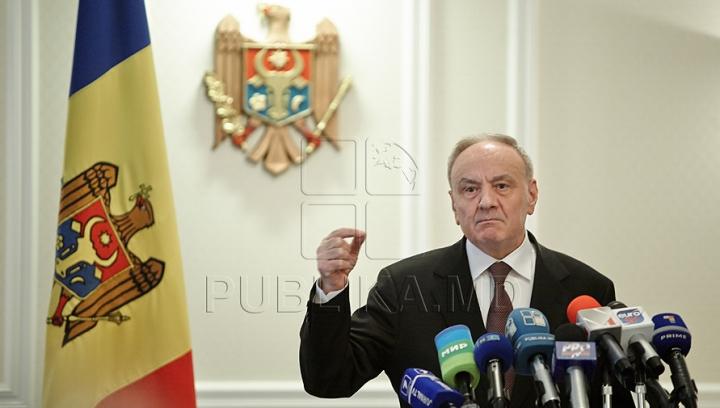 Nicolae Timofti a semnat decretele de numire în funcție a nouă judecători. Cine sunt aceştia