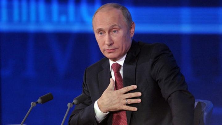 """""""Perspectivele economiei ruse sunt sumbre"""". Câţi ani ar putea rezista Putin în fruntea statului"""