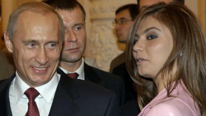 Poza care a revoltat Internetul! Cum e păzită Alina Kabaeva, presupusa iubită a lui Vladimir Putin (FOTO)
