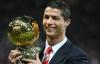 Cristiano Ronaldo a câştigat pentru a treia oară Balonul de Aur
